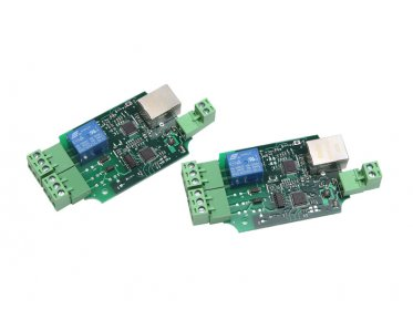 BEM401 LAN/Internet 2ch peer to peer relay board pair
