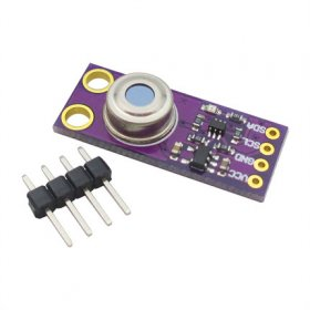 MLX90614ESF Infrared Temperature Sensor IIC Communication Module