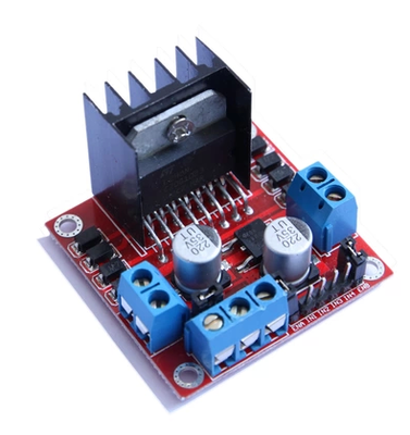 L298n dual h bridge dc stepper motor drive controller for Stepper motor control system
